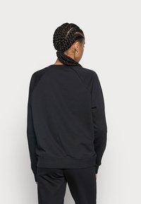 Nike Sportswear - CREW - Felpa - black/white - 2