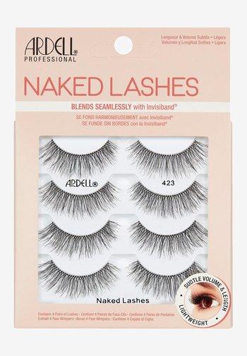 NAKED LASHES 4 PACK - False eyelashes - 423