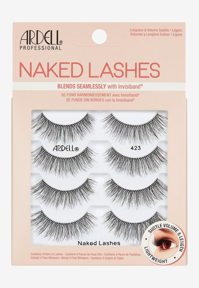 NAKED LASHES 4 PACK - Ciglia finte - 423