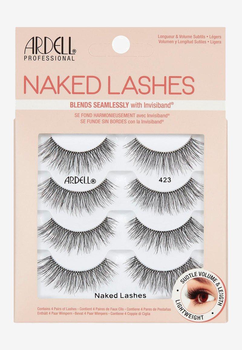 Ardell - NAKED LASHES 4 PACK - False eyelashes - 423