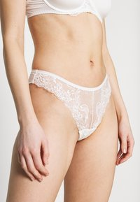 Women Secret - BRASILIEN BRIEF - Slip - off white standard - 1