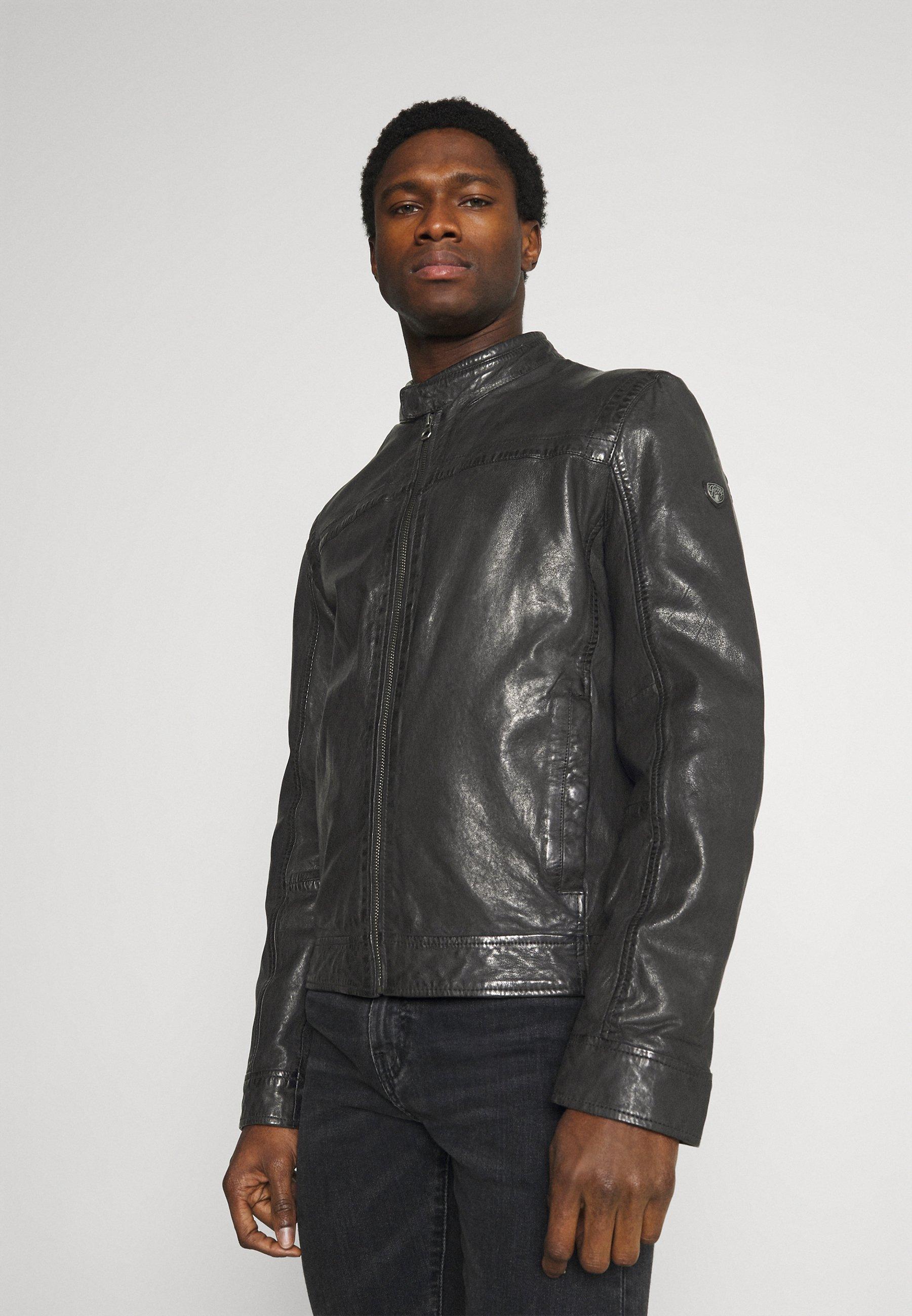 Men RYKER LABUV - Leather jacket