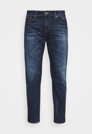 RYAN  - Relaxed fit jeans - aspen dark blue stretch