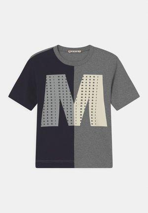 UNISEX - T-Shirt print - blue navy