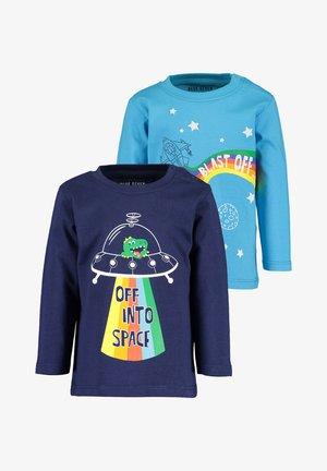 SPACE BLAST - Longsleeve - multi-coloured