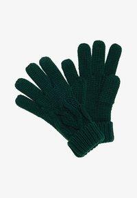 Superdry - ARIZONA - Gloves - green - 0