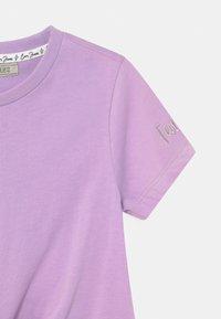 Cars Jeans - SANTA - T-Shirt print - lila - 2