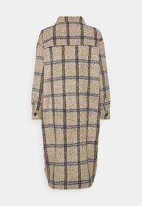 Moss Copenhagen - KASSIDY - Classic coat - sand melange - 1