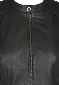 Zizzi - Giacca di pelle - black - 3