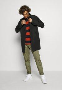 Matinique - MAMILES  - Short coat - black - 1