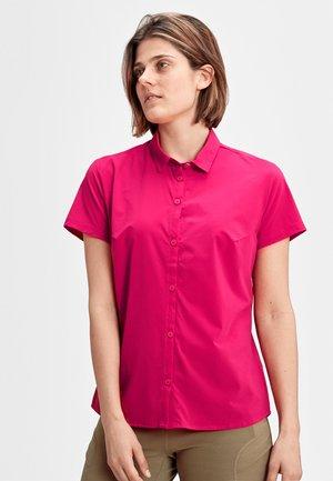 TROVAT LIGHT - Button-down blouse - sundown