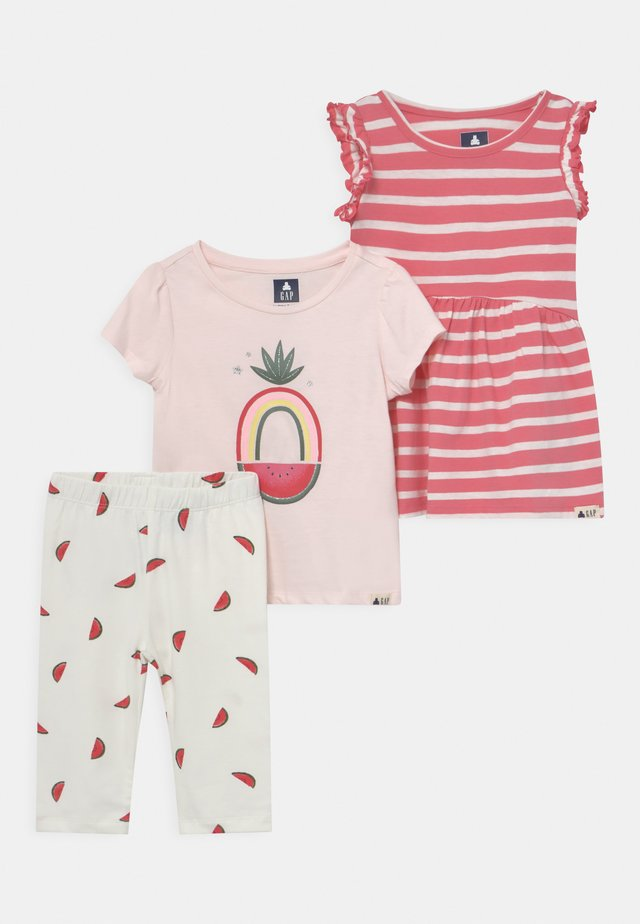 OUTFIT SET - Leggings - watermelon