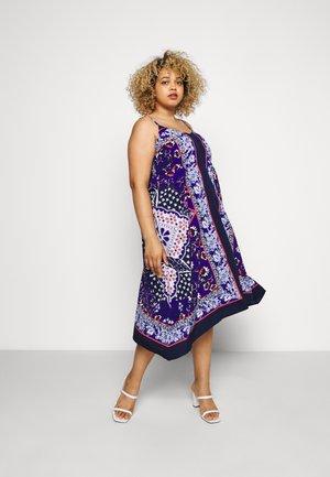 HANKY HEM DRESS - Denní šaty - multi coloured