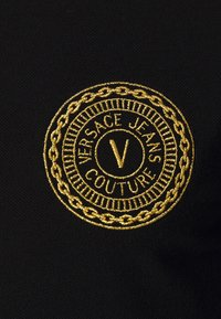 Versace Jeans Couture - ADRIANO LOGO - Pikeepaita - nero - 2