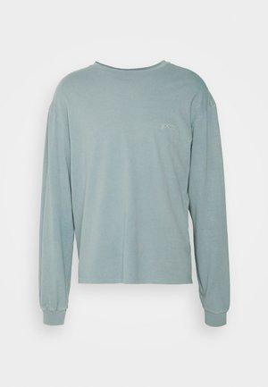 OVERDYE TEE UNISEX - Long sleeved top - sage