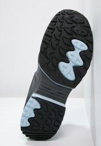Lowa - GORGON GTX - Hiking shoes - anthrazit/eisblau - 4