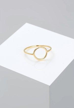 KREIS - Ring - gold-coloured
