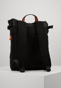 Ecoalf - MULTIPOCKET BACKPACK - Reppu - black - 2