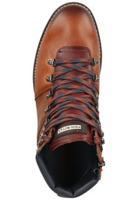 Pikolinos - Lace-up ankle boots - brandy - 1