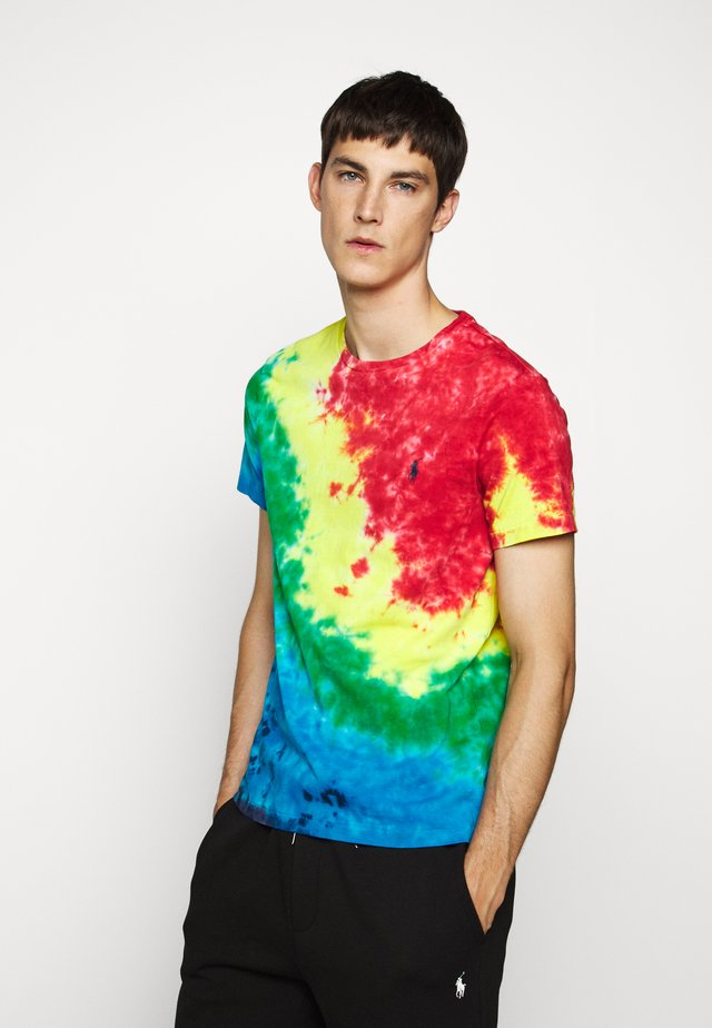 T-shirts print - multi-coloured