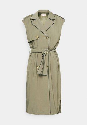 FRANCINE WAISTCOAT - Waistcoat - covert green