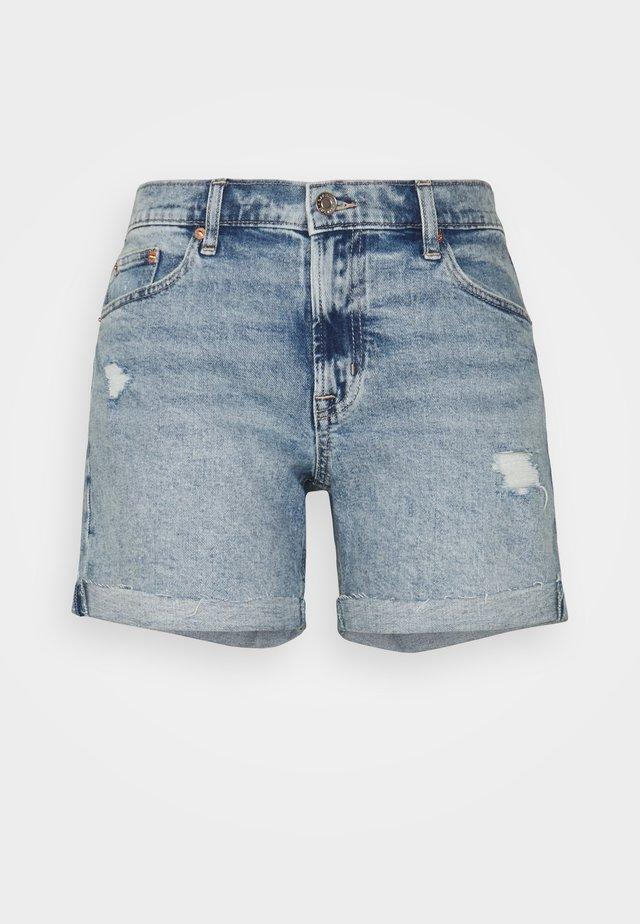 V-5IN SHORT - Denim shorts - light pacific