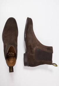 Doucal's - AUGU - Kotníkové boty - testa di moro - 1