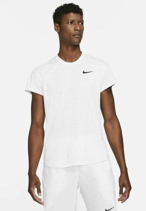 SLAM  - T-shirt basic - white/black