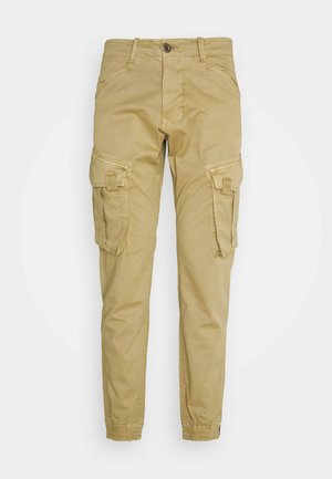SPY PANT - Cargo trousers - sand