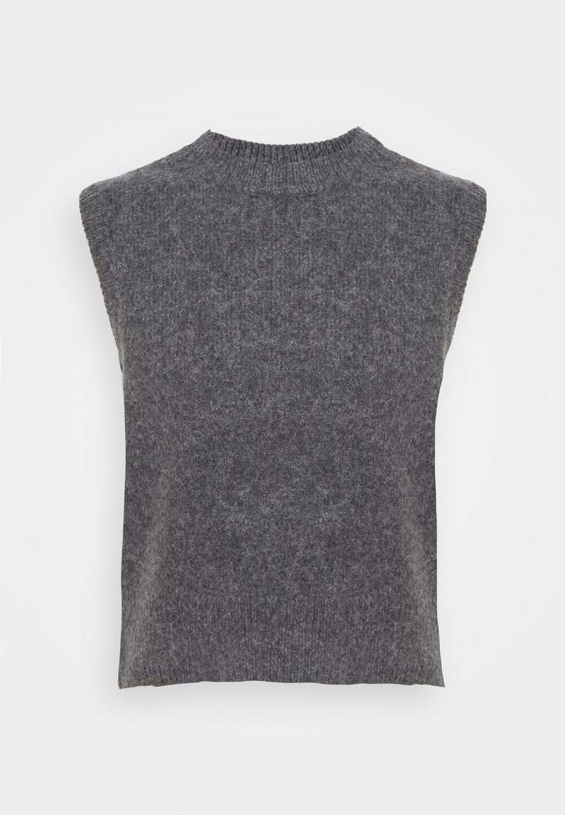 ARKET - Basic T-shirt - grey dark