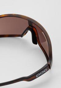 POC - DO BLADE - Sportbrille - tortoise brown - 5