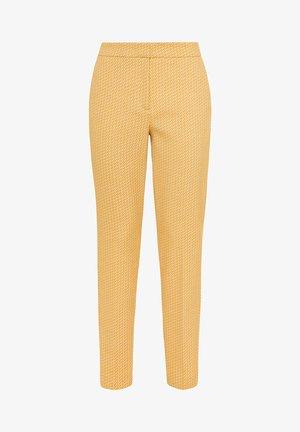 Trousers - safran