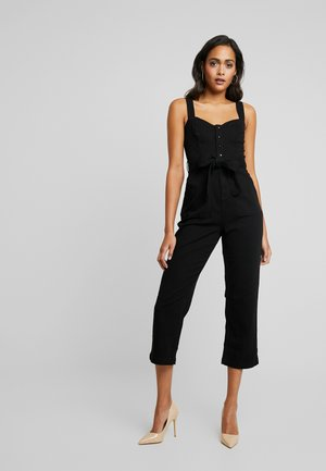 THE PLAYSUIT - Overal - black