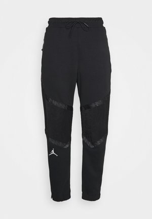 ZION WILLIAMSON PANT - Teplákové kalhoty - black/white