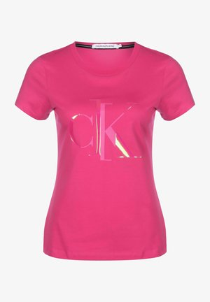 T-shirt imprimé - party pink