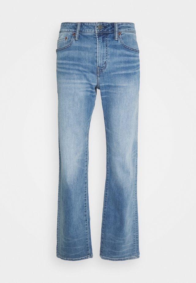 MEDIUM CLEAN - Relaxed fit jeans - blue denim