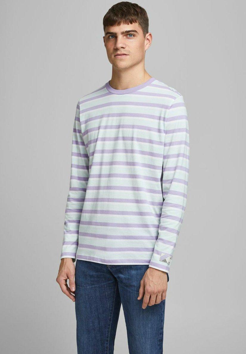 Hombre Camiseta de manga larga