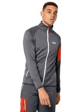 MILFORD - Fleece jacket - ebony