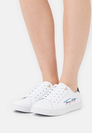 SIGNATURE CUPSOLE  - Sneakers basse - white