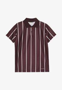 Unauthorized - ANTONIO FOOTBALL - Polo shirt - burgundy - 2