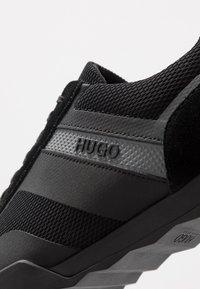 HUGO - Tenisky - black - 5
