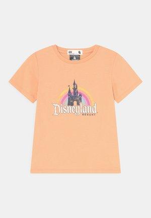 MINI LICENSE SHORT SLEEVE TEE DISNEY - Print T-shirt - peachy