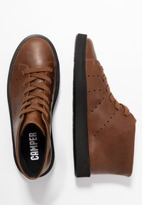 Camper - COURB - High-top trainers - medium brown - 1