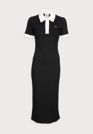 Day dress - noir/farine