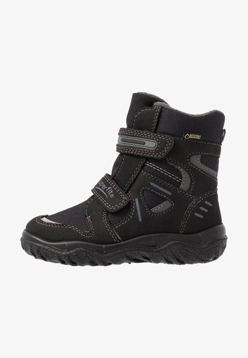 Superfit - HUSKY - Winter boots - schwarz/grau