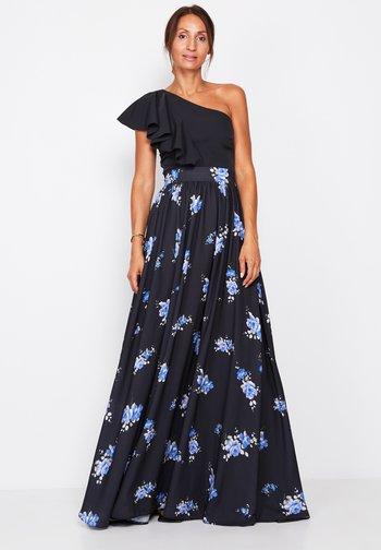 Maxi skirt - multi coloured