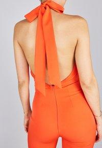 True Violet - Jumpsuit - orange - 3