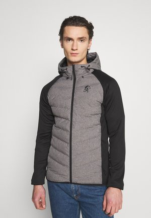 BONES TECH JACKET - Light jacket - grey marl
