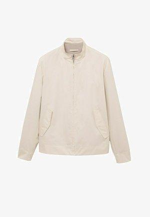 Lett jakke - Open beige