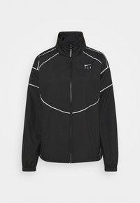 Nike Performance - FLY JACKET - Chaqueta de entrenamiento - black/white - 5